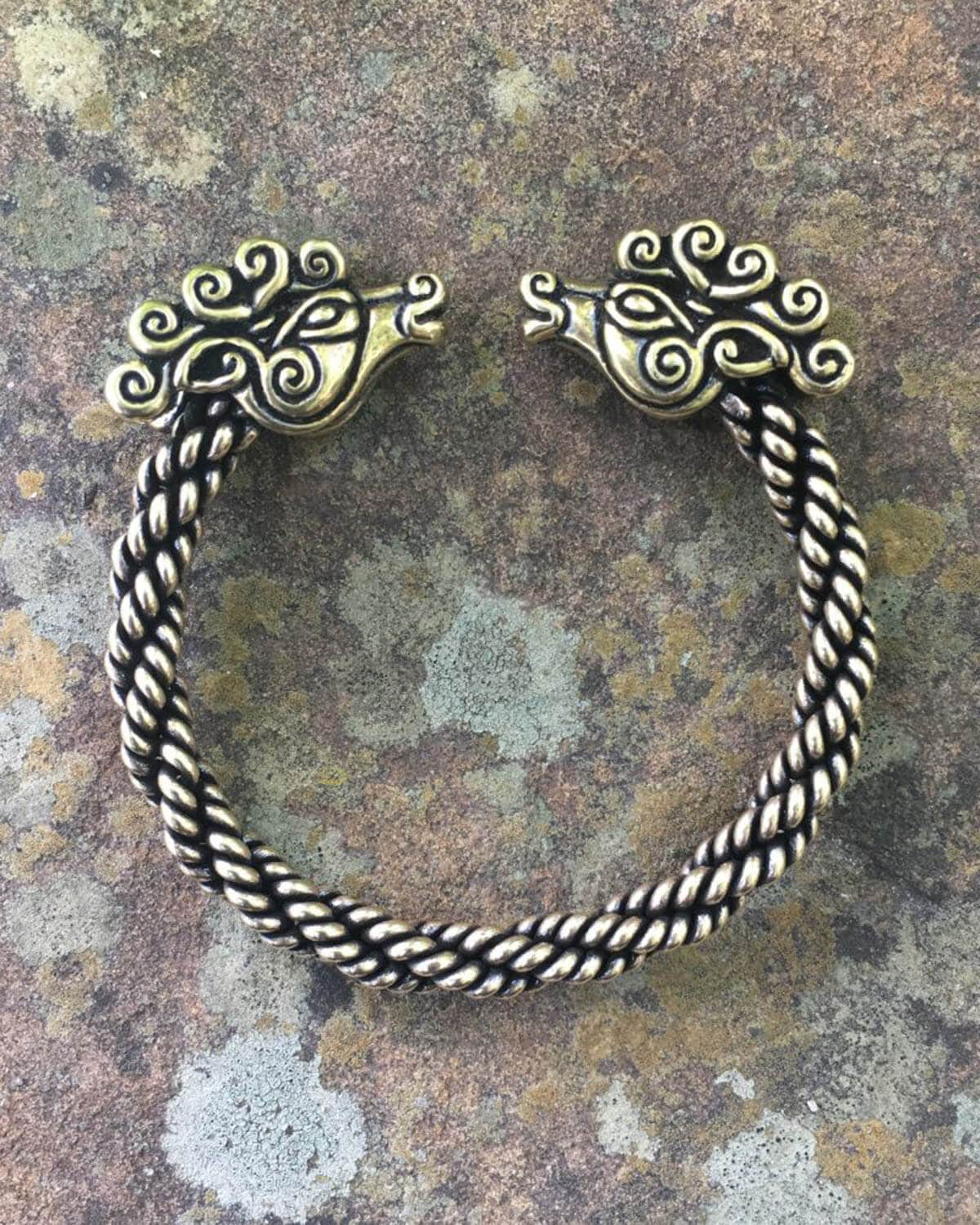 Stag Bracelet Medium Weight