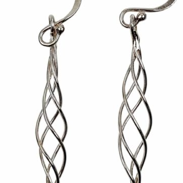 Celtic Twirl Earrings