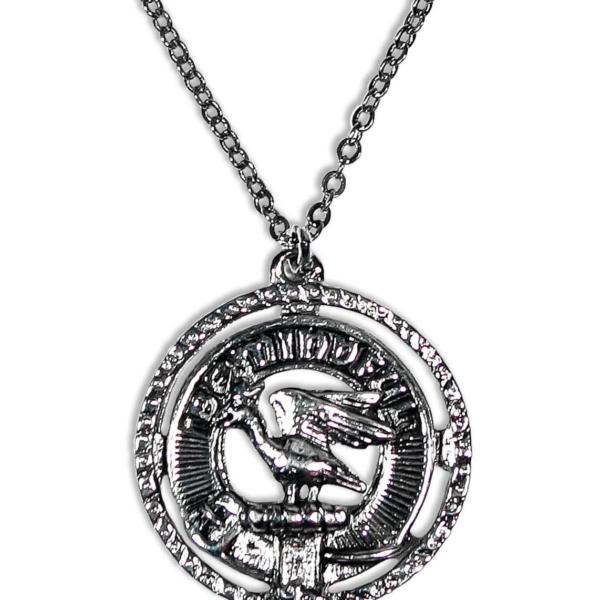 Clan Crest Jewelry
