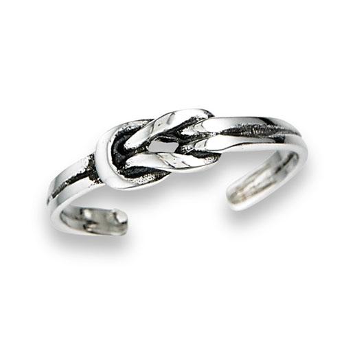 Celtic Love Knot Toe Ring