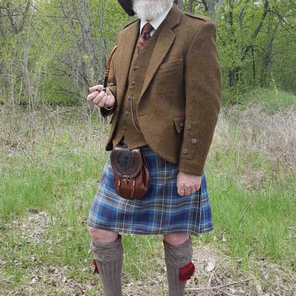 Old and Rare Casual Kilt