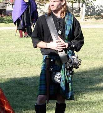 Medium Weight Ancient Kilt