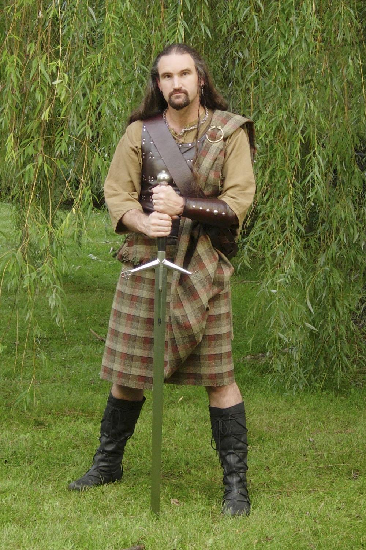 Braveheart Tartan Ancient Kilt
