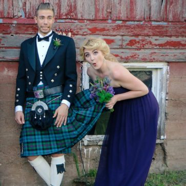 Prince Charlie Formal Rental Package