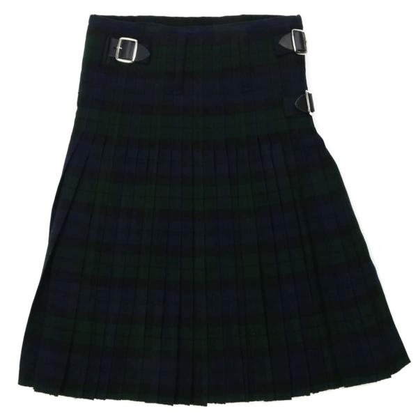Quality Wool Blend Kilt for Teens