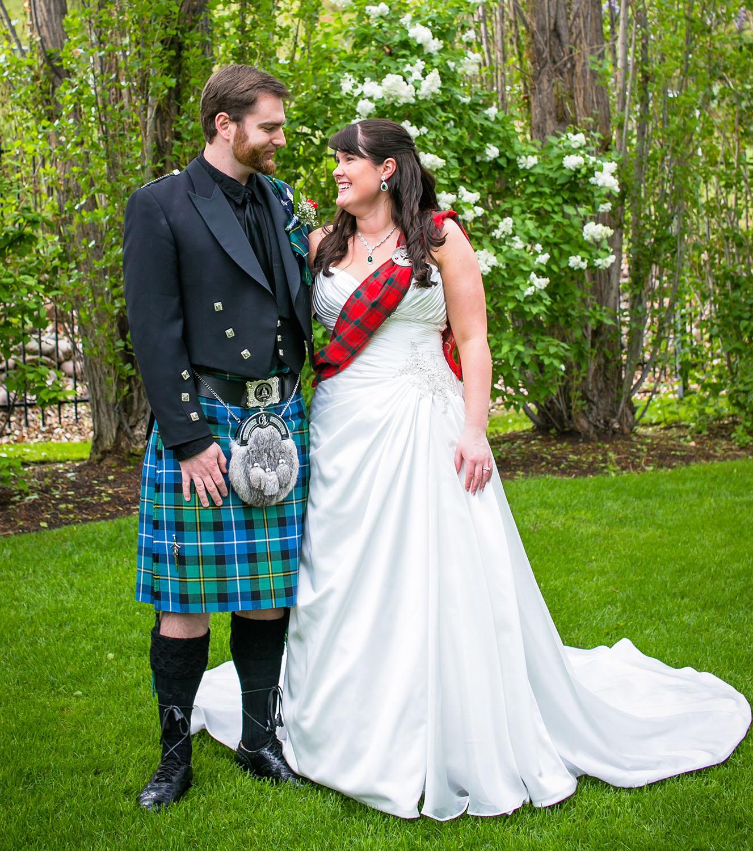 Full Formal Prince Charlie Rental with wedding kilt