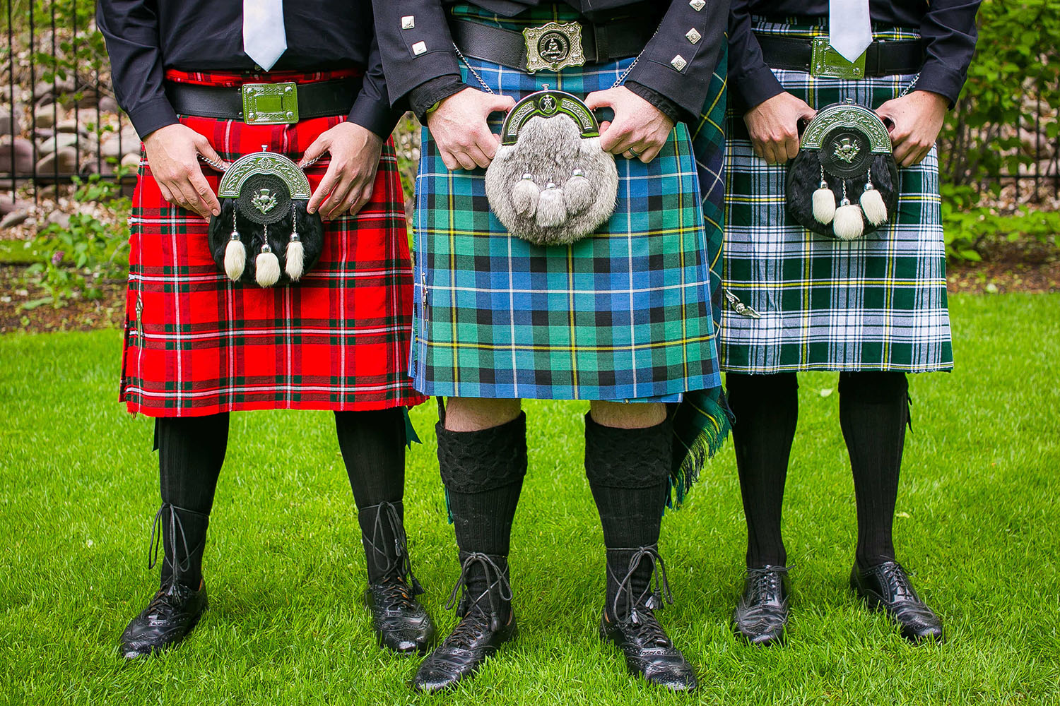 Kilt Selection