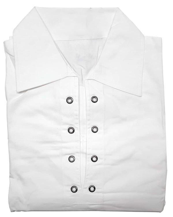 Premium Jacobite Shirt White