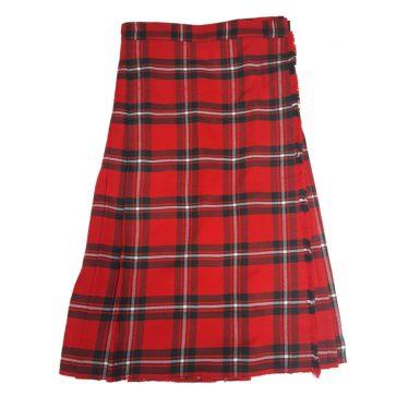 MacGregor Kilted Skirt