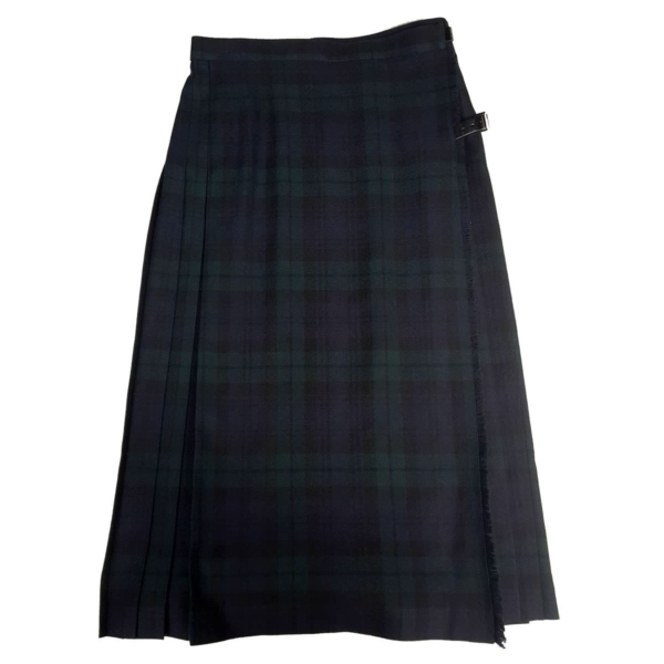 Black Watch Kilted Skirt