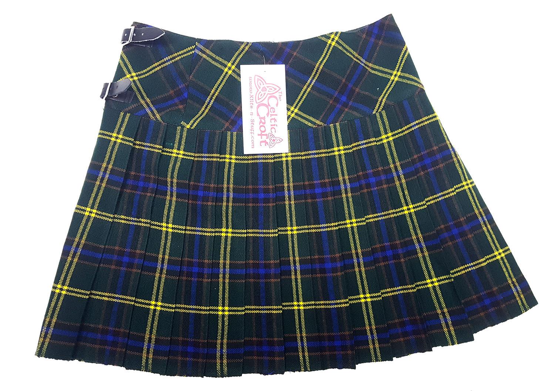 LKMHS-IS-1808 US Army Homespun Mini Skirt 28W 16-5L