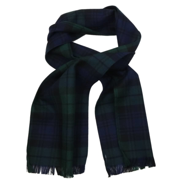 Black Watch Tartan Scarf