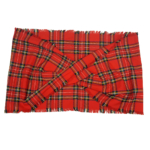 Infinty Scarf Short with Cross