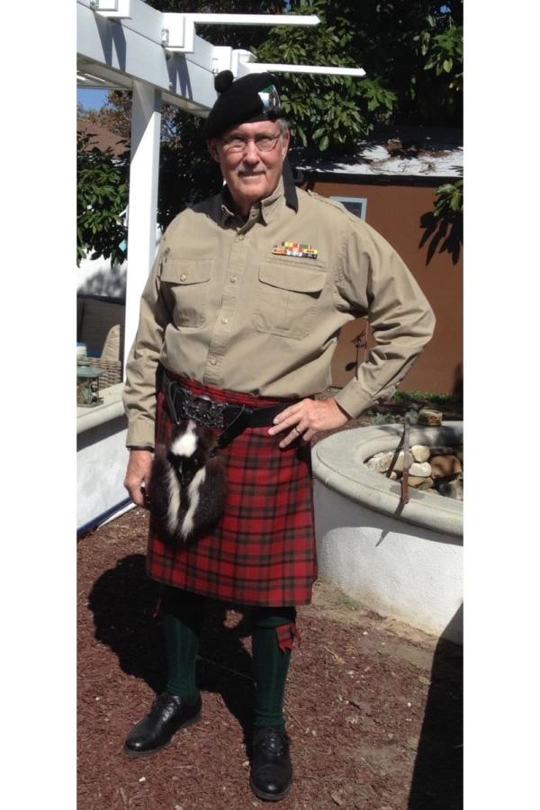 Lee Draughon Medium Weight Casual Kilt