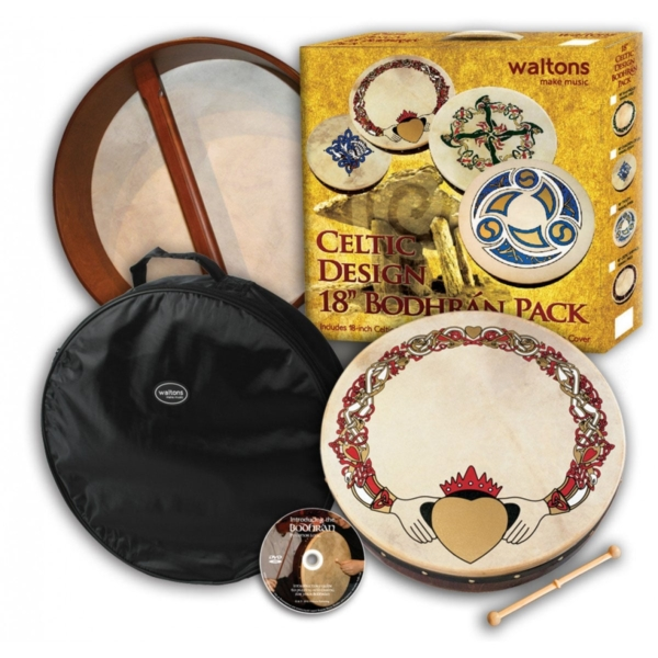 Claddagh Bodhran Kit