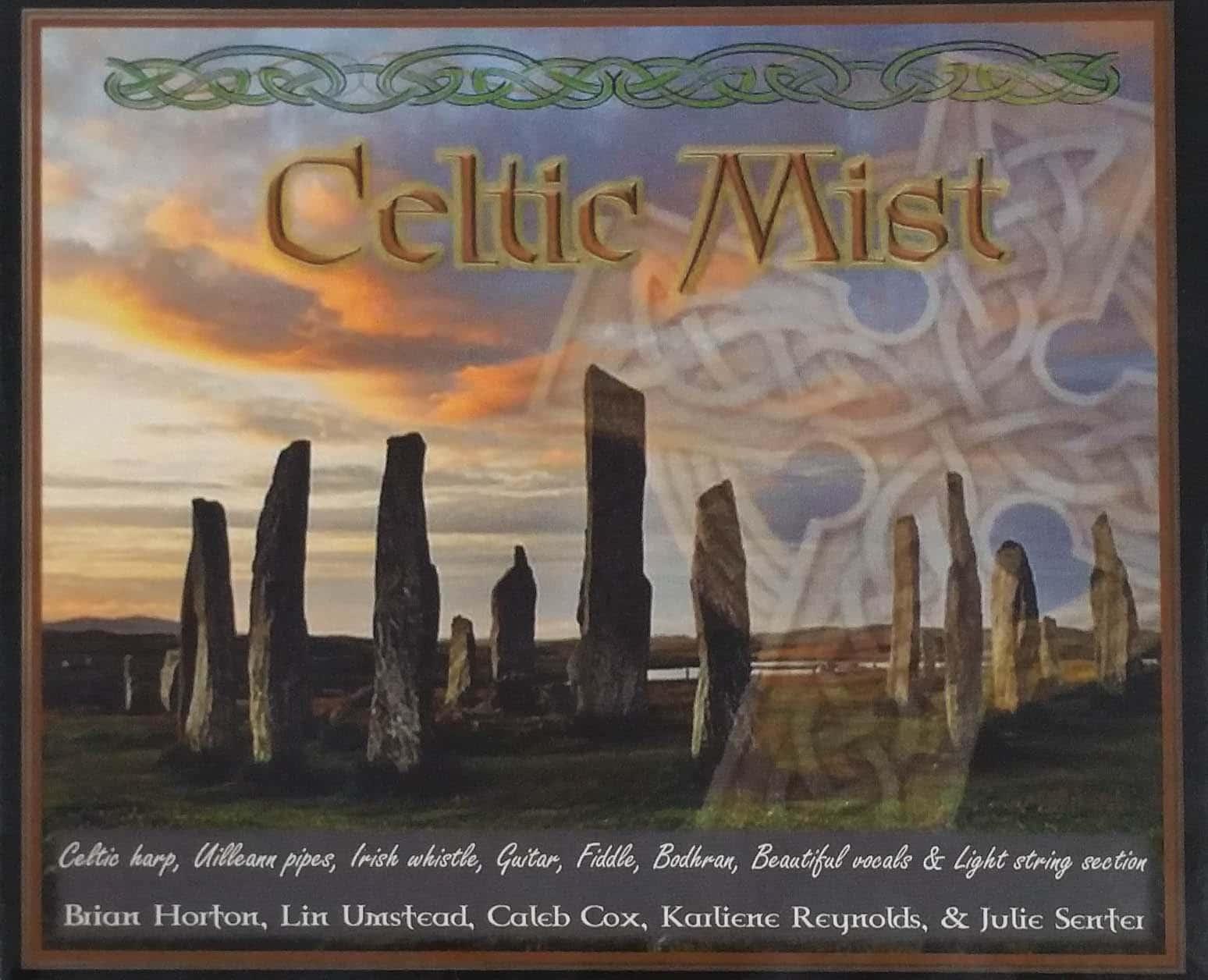 MCDCM1 Celtic Mist CD