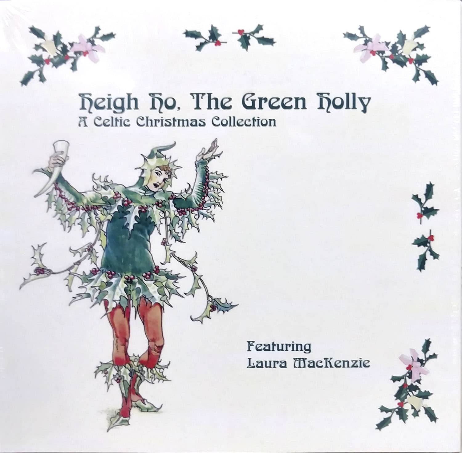 MCDLM1 Heigh Ho The Green Molly