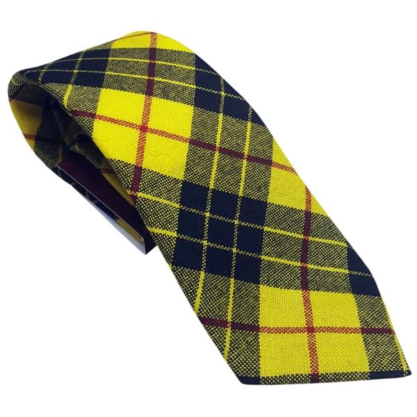 MacLeod Lewis Modern Tartan Tie