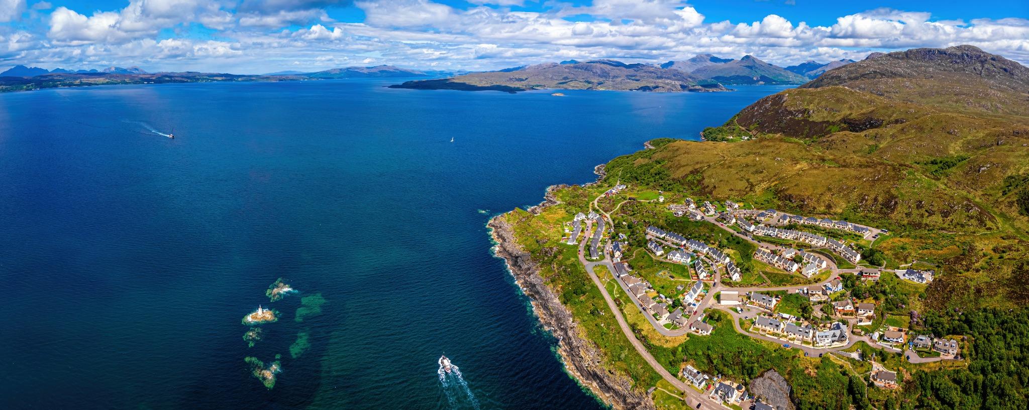 Where is Lochaber located in Scotland?
