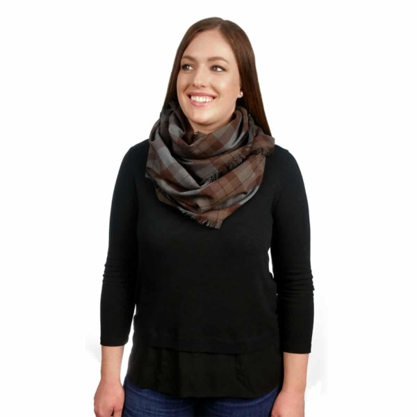 Outlander PV Infinity Scarf