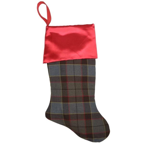 Outlander Tartan Stocking