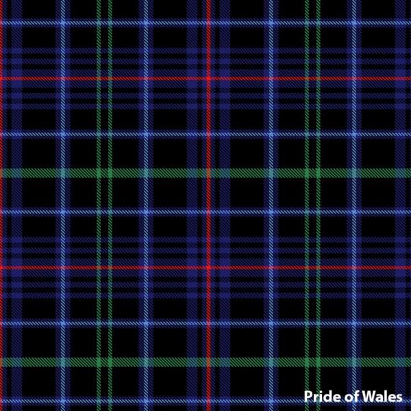 Pride of Wales Tartan