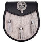 Premium Clan Crest Sporran