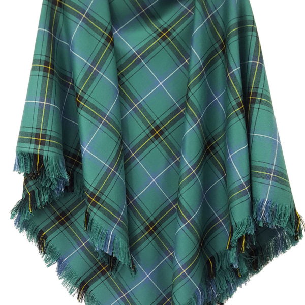 Tartan Shawls and Wraps