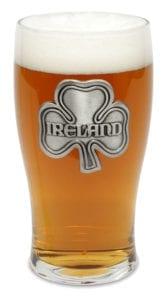 STPGI Ireland Pint Pub Beer Glass