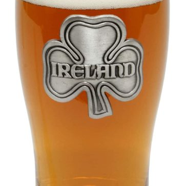Ireland Pint Pub Beer Glass