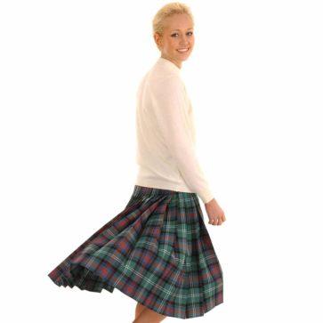 Kilted Skirt
