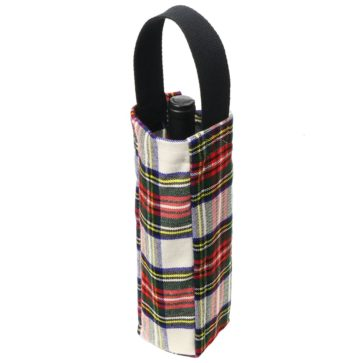 Tartan Scotch/Wine Gift Bag