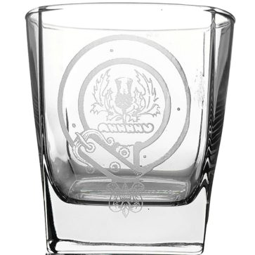 TWG-CL-1748 Thistle Whisky Glass