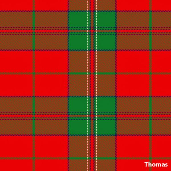 Thomas Welsh Tartan