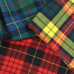 premium wool tartans