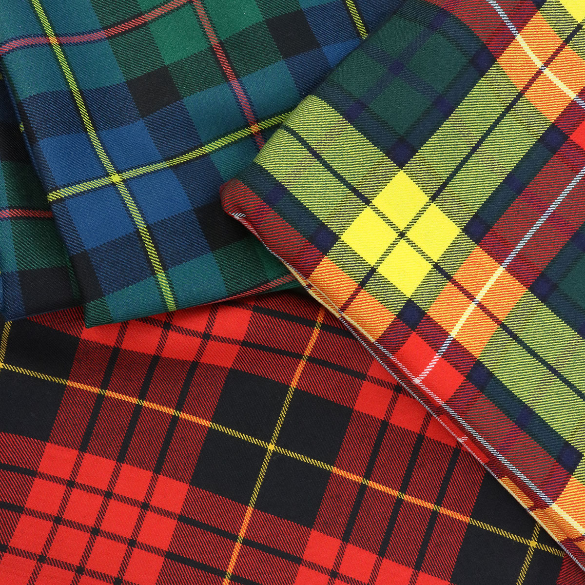 How to Wear Tartan If You're Not Scottish