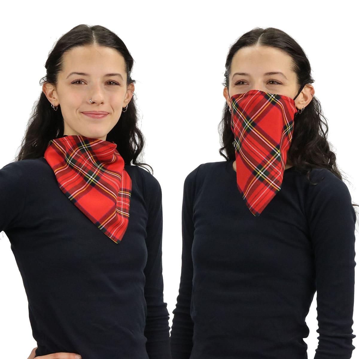 bandana mask
