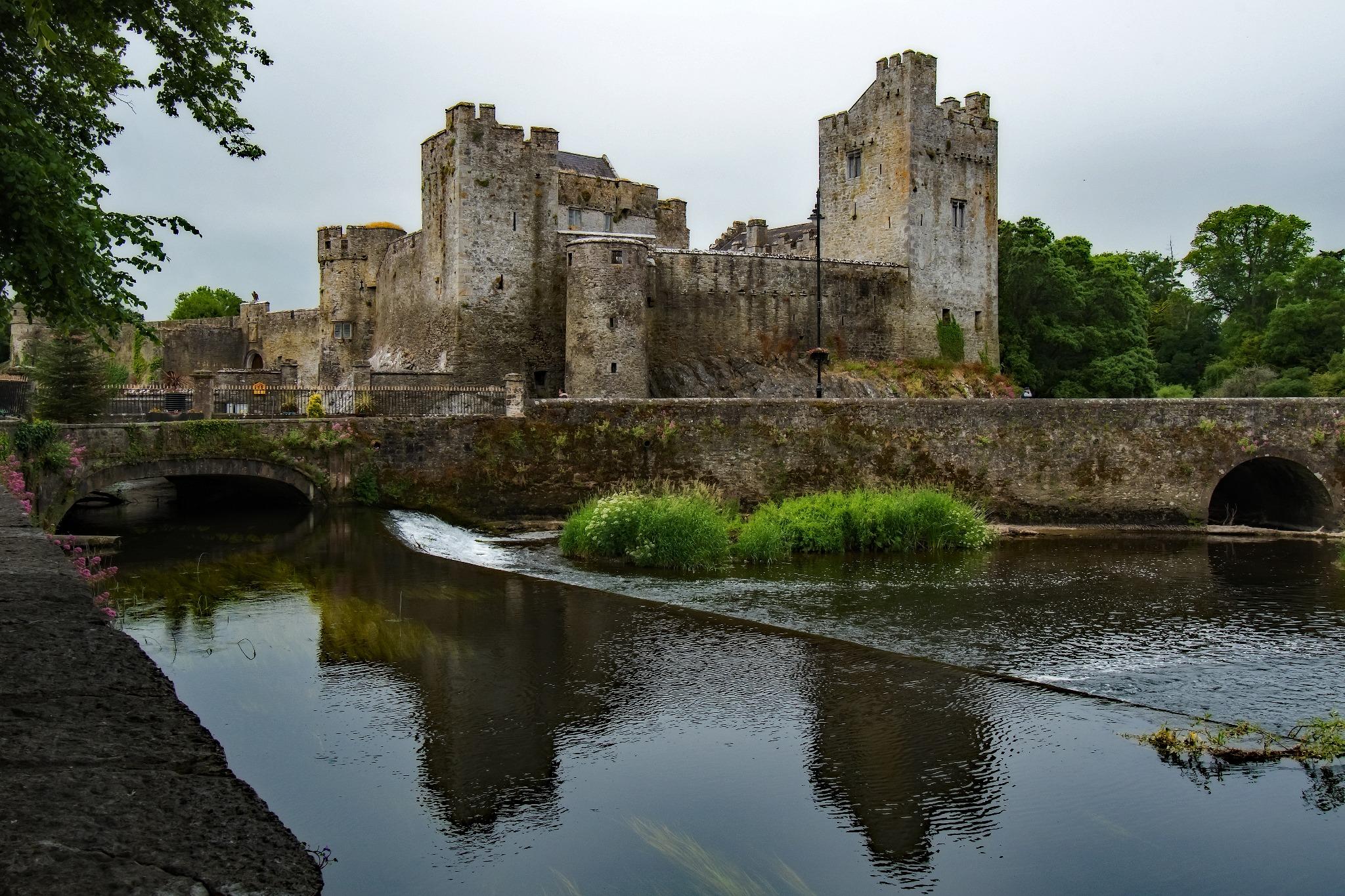 Cahir Castle.