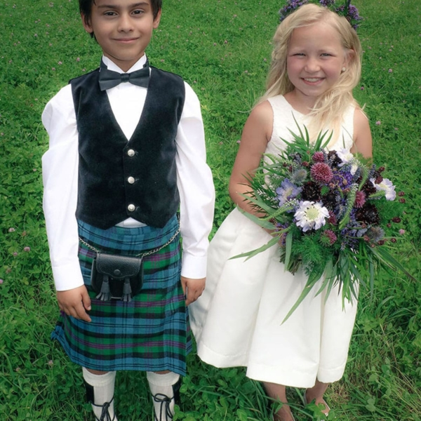 Children's Kilts and Accessories