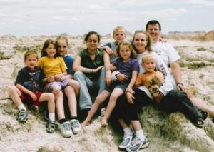Croft Family Photo 2004