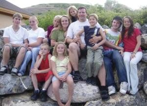 Croft Family Photo 2006