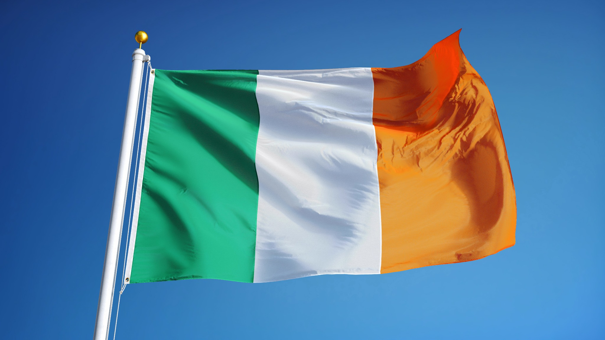 What Is The History Behind The Irish Flag?