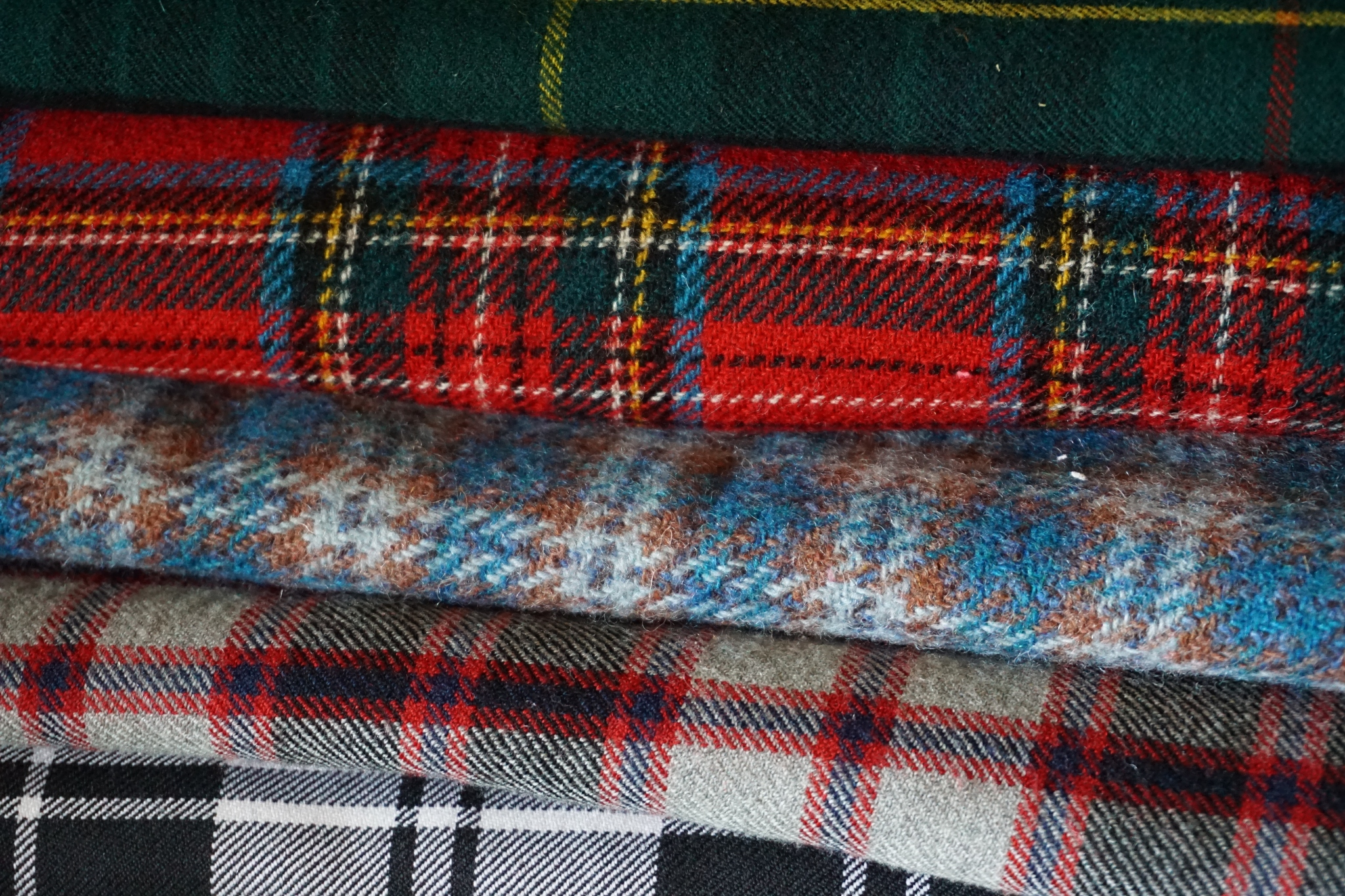 How to Choose the Best Kilt Fabric for You