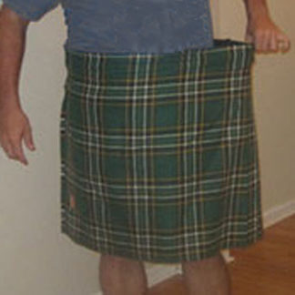kilt too big