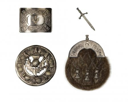 Antiqued Thistle Collection