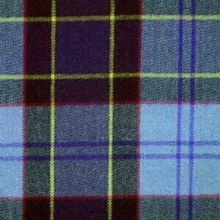 U.S. Air Force Tartan Fabric
