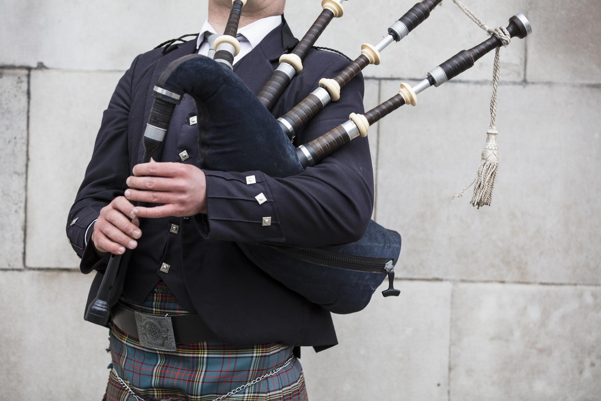 The Origins of the Scottish Bagpipe