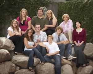Croft Family 2009