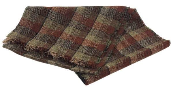 Braveheart tweed tartan sash
