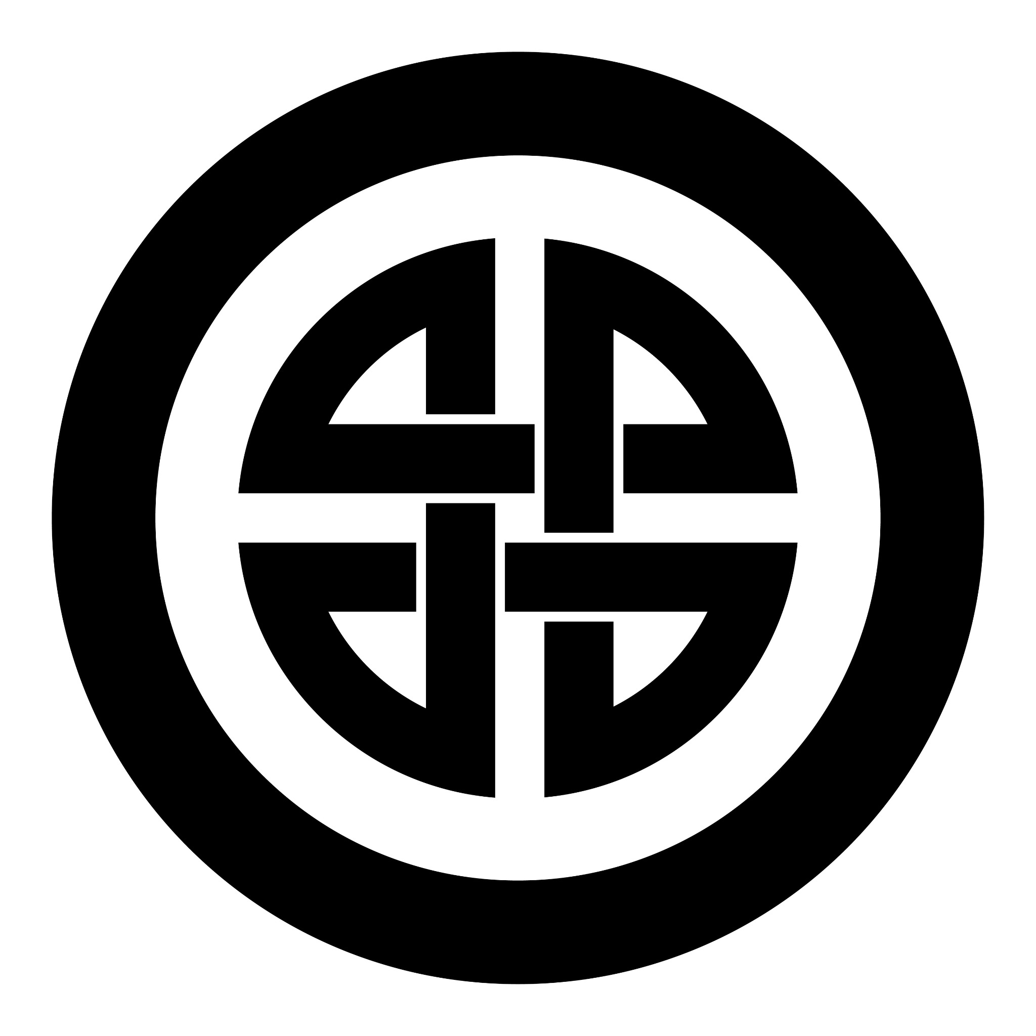 A Celtic Shield knot
